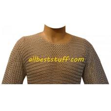 Light Weight Butted Aluminium Kids Shirt Chest 28
