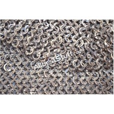 Titanium Maille Sheet 20 inch wide by 40 inches height