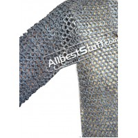 Stainless Steel Riveted Chain Mail Voider