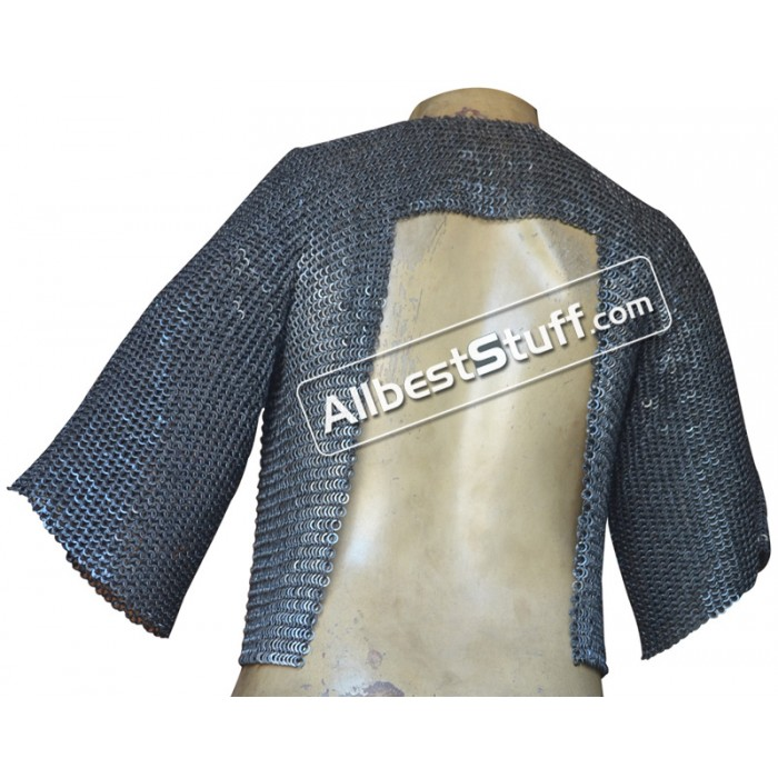 Large Waistcoat Style Chain Maille reference Pisanello Painting