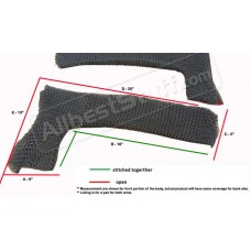 Open Arm Aluminum Voider Full Sleeve