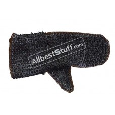 Flat Riveted Rust Proof Chain Mail Mittens
