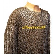 Medieval Age Viking Chain Mail Shirt Chest 50