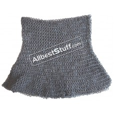 Wedge Riveted Chain Mail Skirt