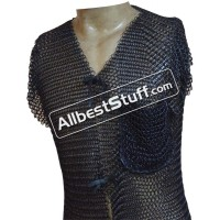 Large Butted Maille Shirt Short Length with Pocket