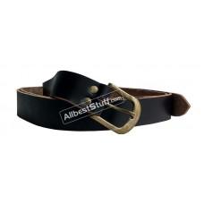 Leather Belt Medieval LARP Costume Waist Belt 70 Inches Long
