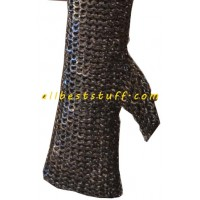 Full Chain Mail Mittens