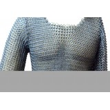 Butted Steel Chain Mail