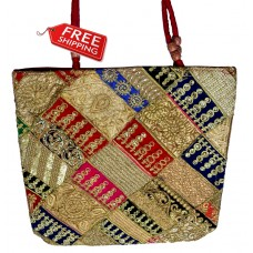Beautiful Embroidery Bag Multi Color Style 2