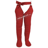 Padded Arming Leg Protection Cotton Padded Legging with Shoe Cover