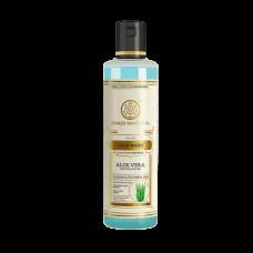Khadi Natural Aloevera Face Wash With Scrub 210 ml SLS & Paraben Free skin care