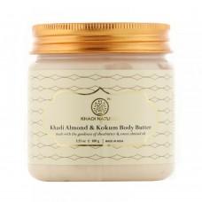 Khadi Natural Almond & Kokum Body Butter 100 gm Ayurvedic Skin Face Body Care