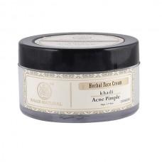 Khadi Natural Herbal Acne Pimple Cream 50 gm Ayurvedic Face Skin Body Neem Care