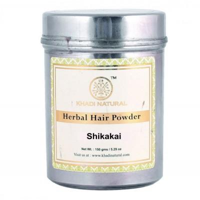 Khadi Natural Organic Shikakai Powder 150gm Ayurvedic Long Hair Fall Growth Care