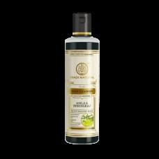 Khadi Natural Herbal Amla & Bhringraj Hair Cleanser SLS & Paraben Free 210 ml