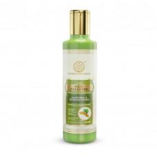 Khadi Natural Aloevera & Seabuckthorn Hair Cleanser Sulphate Paraben Free 210 ml