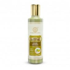 Khadi Natural Ginger Orange & Patchouli Hair Cleanser No Sulphate Paraben 210 ml
