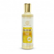Khadi Natural Banana With Honey Hair Cleanser Sulphate & Paraben Free 210 ml
