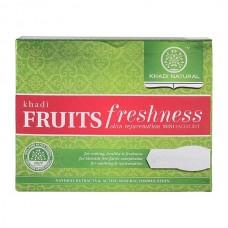 Khadi Natural Fruits Freshness Skin Rejuvenation Mini Facial Kit 75 gm Ayurvedic