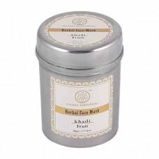 Khadi Natural Fruit Face Mask Ayurvedic Herbal Organic Skin Face Body Care Gift