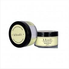 Khadi Natural Almond & Apricot Massage Cream Ayurvedic Skin Face Body Care Gift