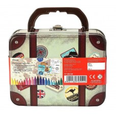 Faber Castell World Traveler Case Multicolor Kids Student Office Gift Free Ship