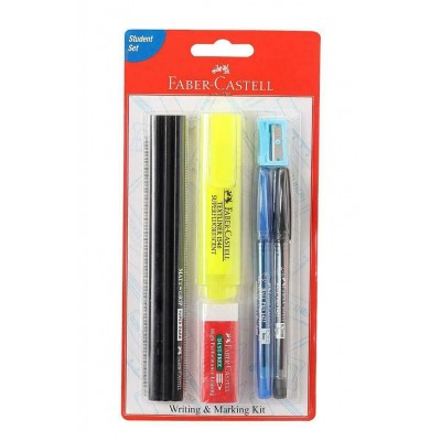 Faber Castell Writing and Marking Kit Student Office Kit Gift Free Shipping