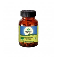 Lot of 2 Organic India Flexibility Packs 120 Capsule joint mobility pain relief