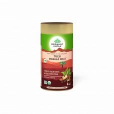 Lot of 2 Organic India Tulsi Masala Chai 200 gm Ayurvedic Natural Health Care