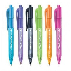 Lot of 200 Reynolds Sheen Pens BLACK INK 0.7mm tip school office work stationary