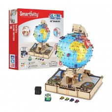 Learn Create with Science AR Enabled Globe Rotator Educational Kit 8+ years Gift