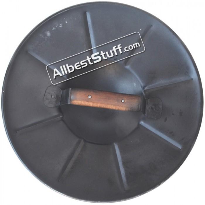 Medieval Round 14 Gauge Shield Buckler