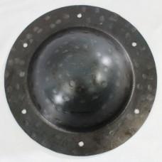 Medieval Shield Umbos Viking Shield Boss 8 inches 12 gauge