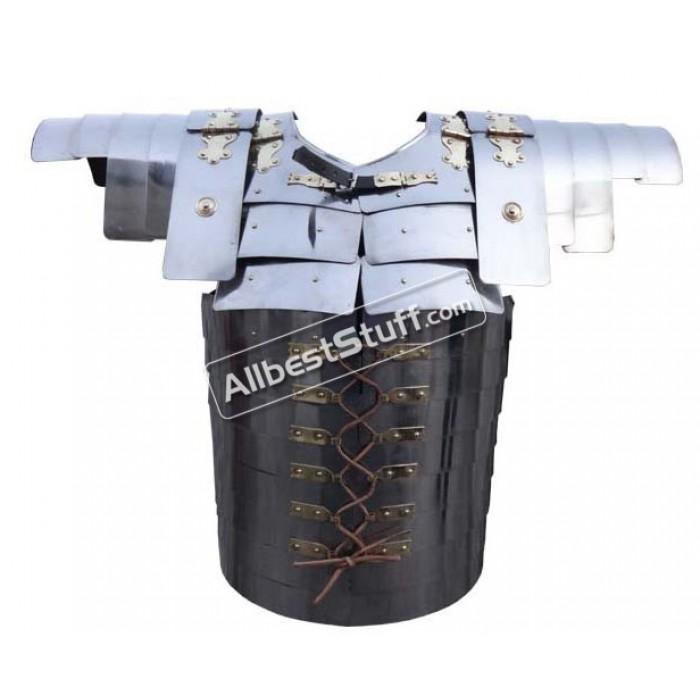 Lorica Segmentata Personal Armor with Leather Strap