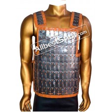 Medieval Lamellar 18 Gauge Steel Armour