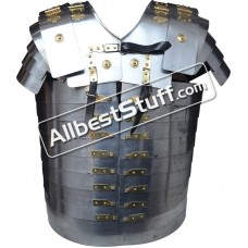 Size XL Roman Lorica Segmentata Armour with Leather Strap Segmenta