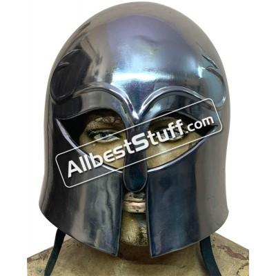 Ancient Greek Soldier warrior Knight Crusader Helmet