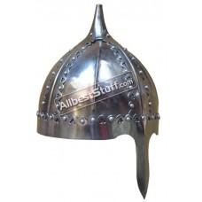Functional Medieval Russian Boyar Helmet - Gnezdovo helmet