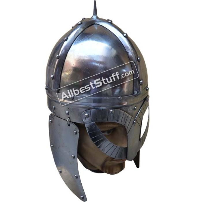 Functional Medieval Russian Helmet