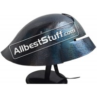 German Black Sallet Helmet Circa 1490