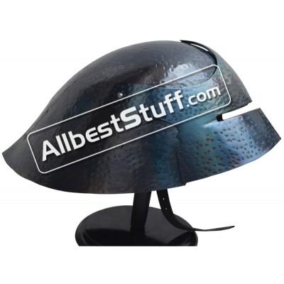 SALE! German Black Sallet Helmet Circa 1490