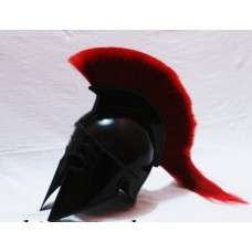 Greek Corinthian Helmet Knight Crusader Helmet