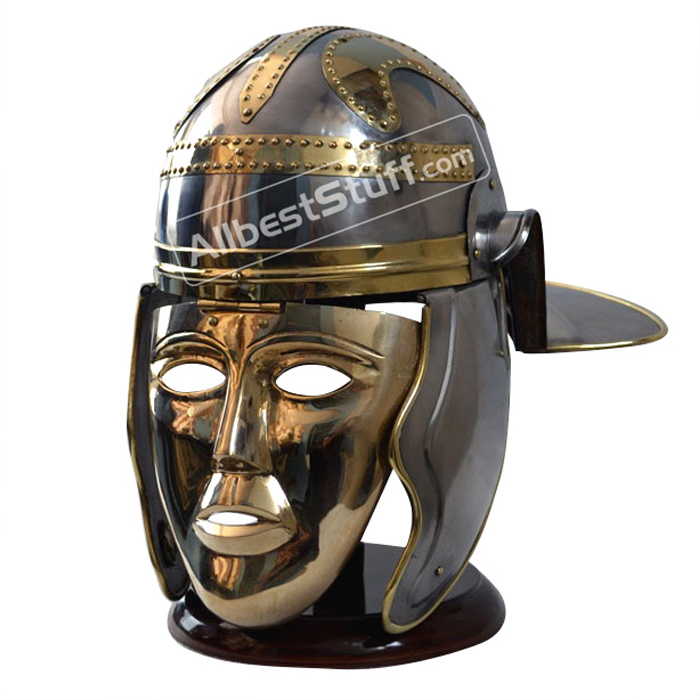 Imperial Garlic Face Helmet