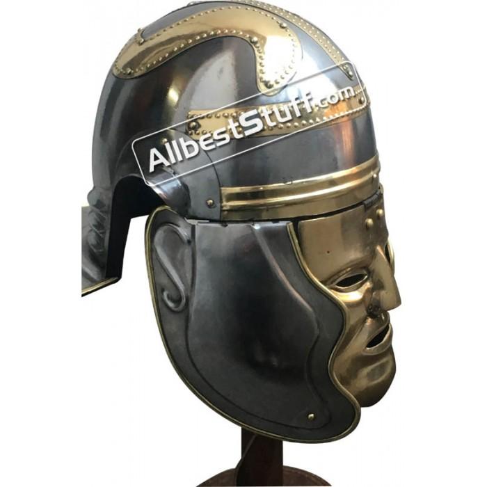 Imperial Garlic Face Helmet