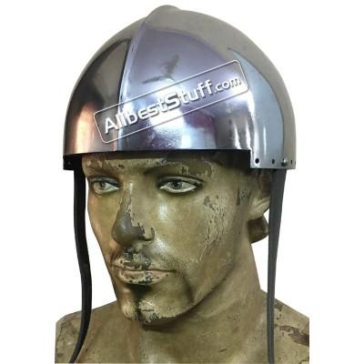 Light Weight LARP Secret Helmet Steel 20 Gauge