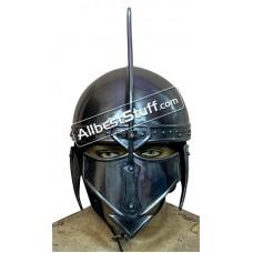 Medieval Ancient Greek Leonidas Roman Got Helmet