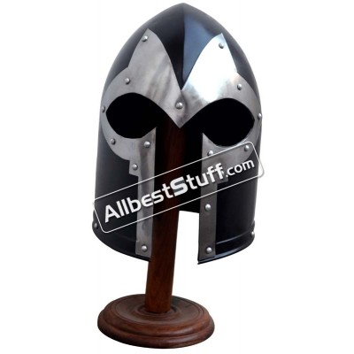 SALE! Medieval Barbute Helmet without Inner Liner