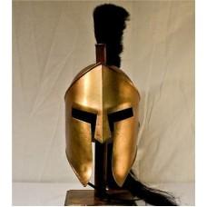 Medieval King Leonidas Helmet Roman Spartan 300 Helmet