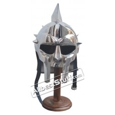 Medieval Maximus Helmet Armour Gladiator Movie Helmet