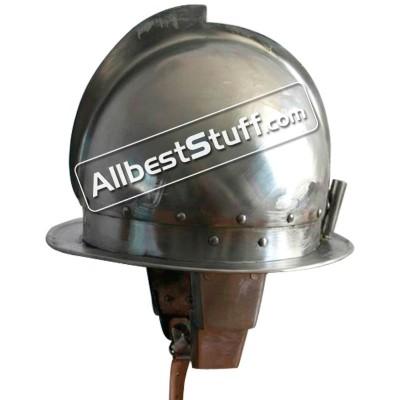 Medieval Musketeers 17th Century Historical Pikemen Helmet